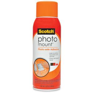 Spray Mount Adhesive