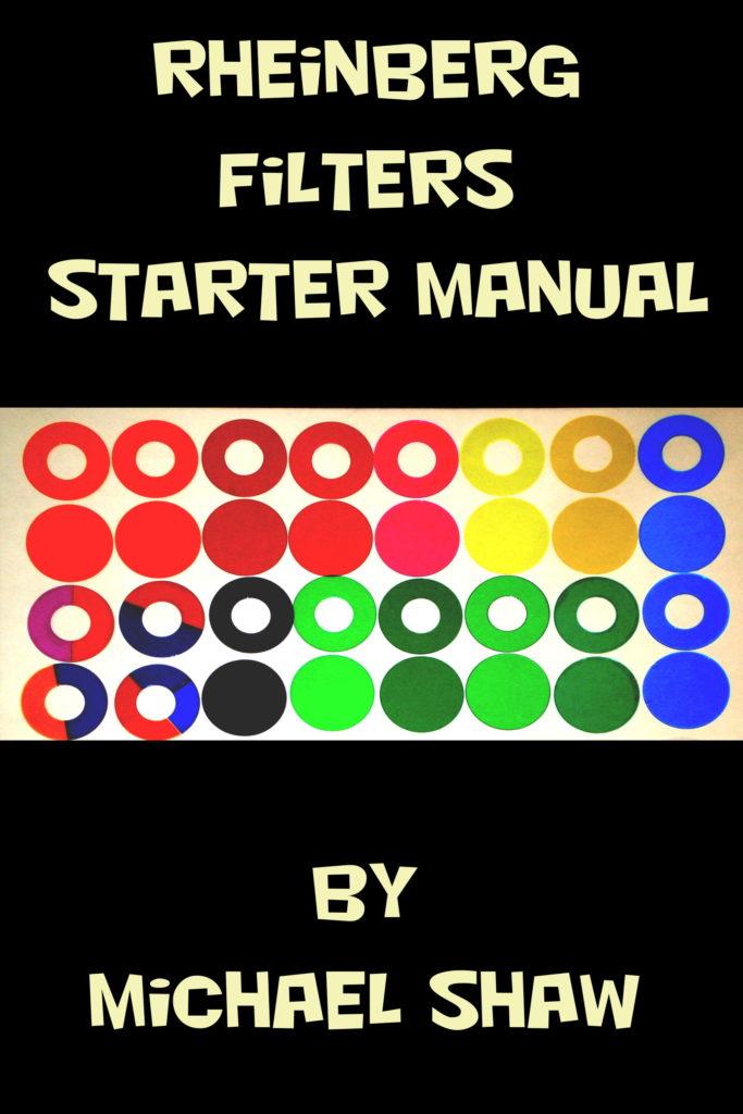 Rheinberg Filters Starter Manual