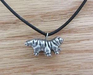 Slow Walker Necklace